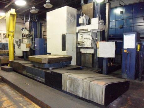 1986 Ingersoll Bohle W2.140 (Horizontal Machining Center)